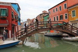 Walking the streets of Burano is beautiful with all their colors! , SusanStar88 - September 2013