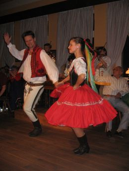 Photo of Prague Prague Folklore Party Dinner and Entertainment Czech dancers