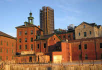 Photo of Toronto Distillery Historic District