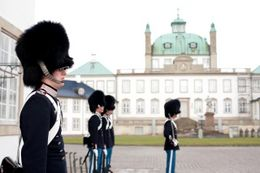 Photo of Copenhagen Hamlet Castle Tour from Copenhagen Guard at Fredensborg Palace