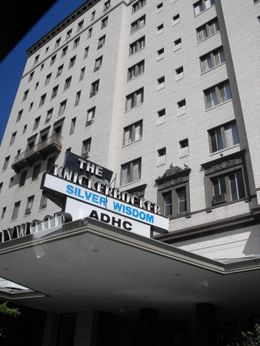 Photo of Los Angeles Dearly Departed: The Tragic History Tour of Los Angeles Hotel Knickerbocker