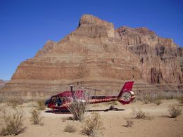 Photo of Las Vegas Grand Canyon All American Helicopter Tour Landed in the canyon
