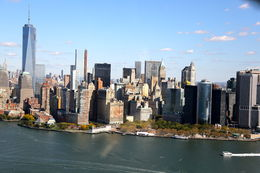 Photo of New York City New York Manhattan Scenic Helicopter Tour Manhattan from the air
