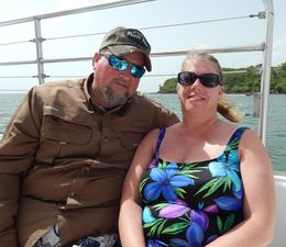 Puerto Rico Sail Picnic and Snorkel , Greg R - June 2015