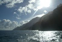 Photo of Kauai Na Pali and Ni'ihau 'The Forbidden Island' Kauai Snorkel Cruise