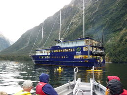Photo of Fiordland & Milford Sound Milford Sound Mariner Overnight Cruise P1050852