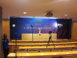 Photo of Barcelona FC Barcelona Football Stadium Tour and Museum Tickets Press Room