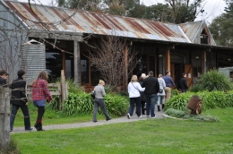 Photo of Melbourne Yarra Valley Wine and Winery Tour from Melbourne Second last stop of the day