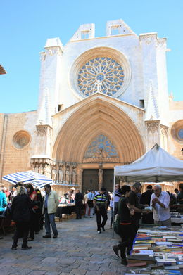 Photo of Barcelona Tarragona and Sitges Small Group Day Trip from Barcelona Tarragona Cathedral