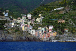 Photo of Florence Cinque Terre Hiking Day Trip from Florence view from boat