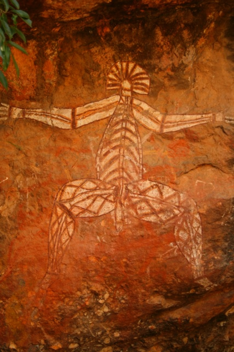40,000 years old! - Northern Territory