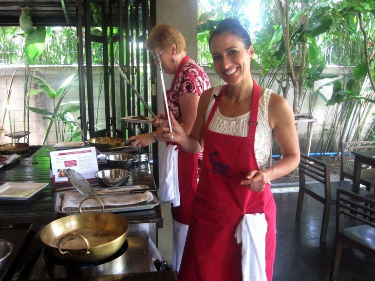 Baipai Thai Cooking School Class in Bangkok