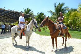 Photo of Cancun Horseback Riding near Cancun cancun 2