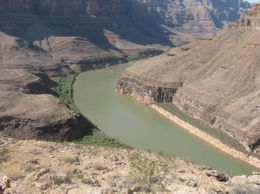 Photo of Las Vegas Grand Canyon All American Helicopter Tour Colorado River