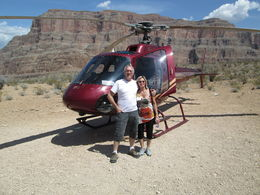 Photo of Las Vegas Grand Canyon All American Helicopter Tour Dan et Élaine