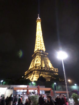 Photo of Paris Eiffel Tower, Seine River Cruise and Paris Illuminations Night Tour Eiffel Tower
