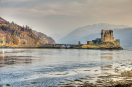 Photo of Edinburgh 3-Day Isle of Skye Small Group Tour from Edinburgh Eilean Donan Castle