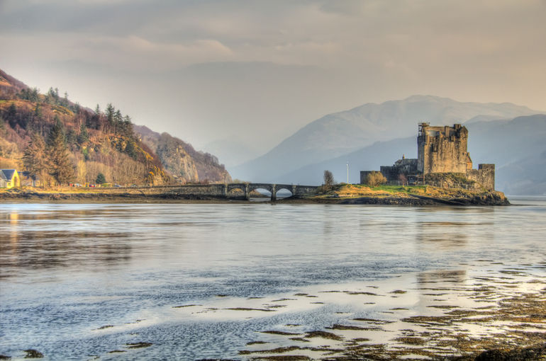 Eilean Donan Castle - The Scottish Highlands