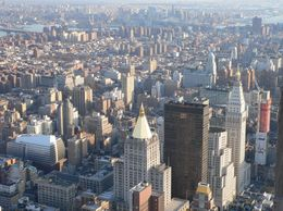 Photo of New York City The New York Pass Empire State Building Obvservatory