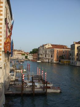 Venice's Grand Canal., NATHAN P - June 2008