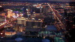 The Las Vegas Strip! - March 2012