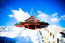 Photo of Tokyo Mt Fuji Day Trip including Lake Ashi Sightseeing Cruise from Tokyo Hakone Motomiya Shrine