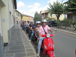 Photo of Florence Vespa Small Group Day Trip to the Chianti Wine Region IMG_2351