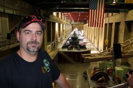 Photo of Las Vegas Ultimate Hoover Dam Tour In the power plant