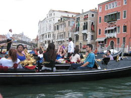 Photo of Venice Venice Gondola Ride and Serenade with Dinner Lend Me A Tenor!