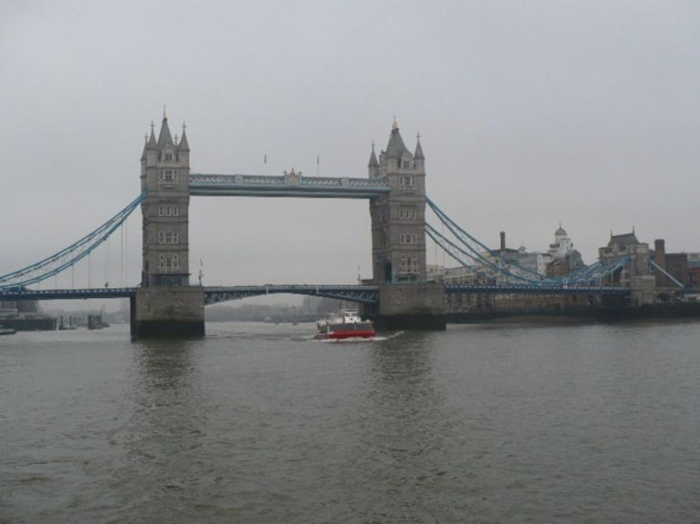 London Tower Bridge - London