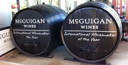 McGuigan Wines and Hunter Valley Cheese co. , Patrick R - July 2013