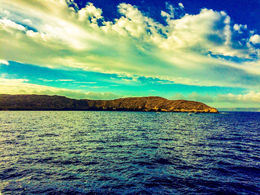 Molokini is set in a beautiful spot just off Maui ... lovely! , Michael C - June 2016