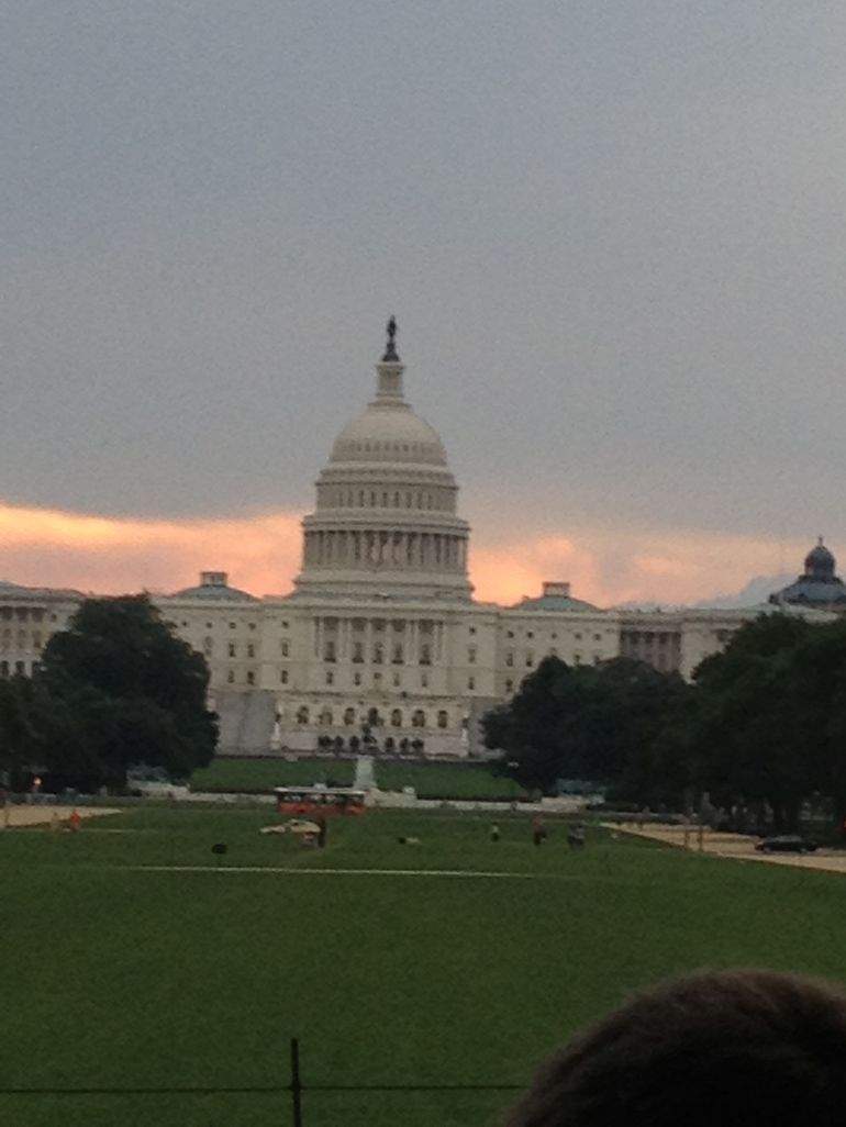 Our nation's Capital - Washington DC