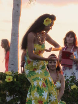 Photo of Oahu Paradise Cove Luau Paradise Cove Luau dancer