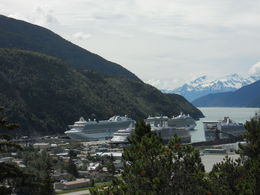 How many cruise ships can we empty into this tiny town for the day? , Mark W - July 2014