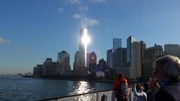 Photo of New York City Manhattan Harbor Cruise Sunrise on Freedom Tower
