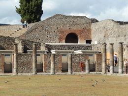 Photo of Rome Pompeii Day Trip from Rome The ancient city of Pompeii
