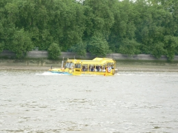 Photo of   Afloat on the Thames