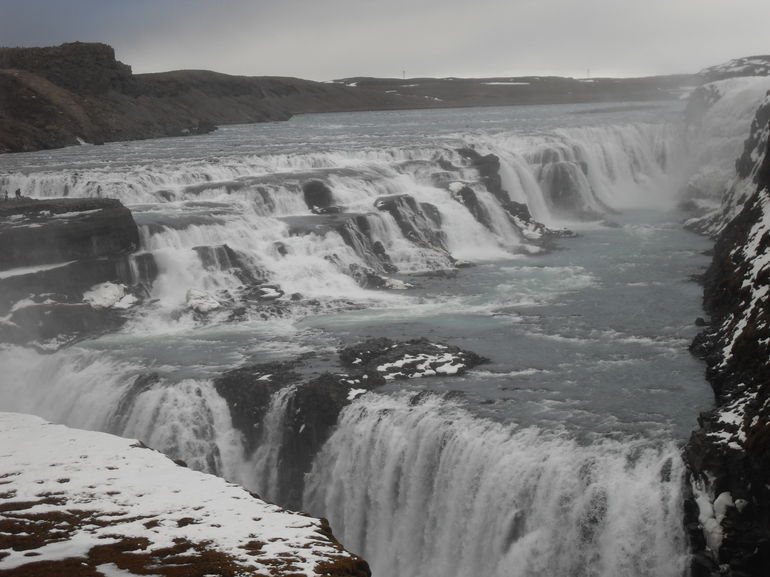 Gulfoss in all it's glory - Reykjavik