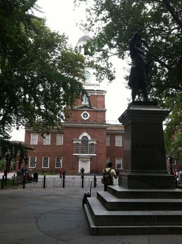 Photo of Philadelphia Founding Fathers Tour of Philadelphia independence hall