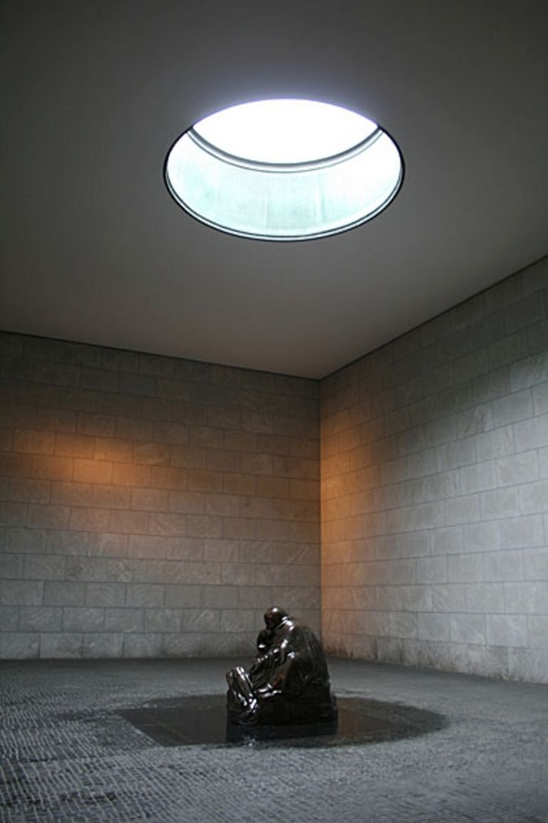 Memorial for victims of war and tyranny - Berlin
