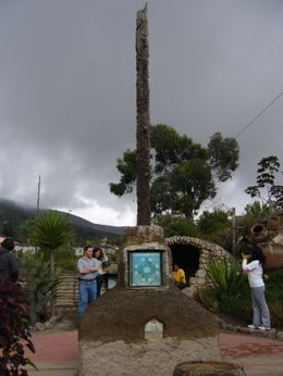 Photo of   Monument for Equator