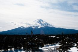 Stunning Mt. Fuji, Tommy L - February 2010