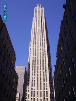 Photo of null New York in One Day Sightseeing Tour Neck-Stretching View of the Rockefeller Center!