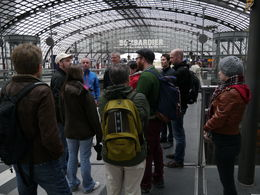Photo of Berlin Berlin's Infamous Third Reich Sites Half-Day Walking Tour Our tour group
