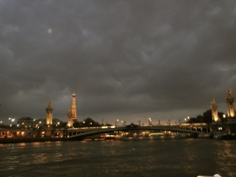 Photo of Paris Paris Night Bike Tour Panorama of the River Seine