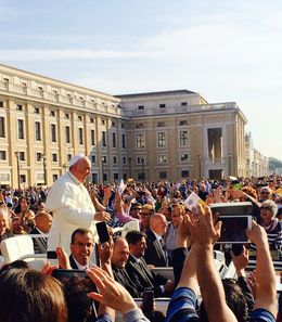 Photo of Rome Papal Audience Tickets and Presentation Papal Audience