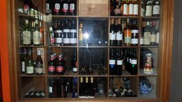 A lovely selection at San Martino restaurant at the Hunter Valley Resort , Hdawg - January 2012