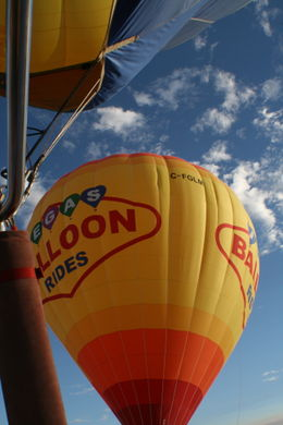Photo of Las Vegas Las Vegas Sunrise Hot Air Balloon Ride take off!