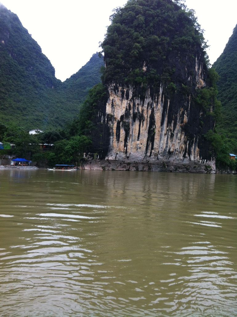 The beautiful Li River - Guilin